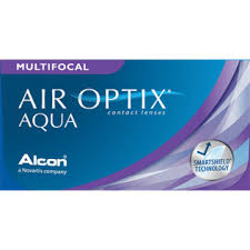 6 Φακοί Air optix aqua Multifocal