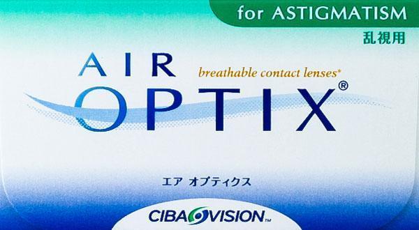 3f4221829d Air Optix ASTIGMATISM 3 Αστιγματικοί Φακοί επαφής