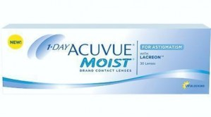 1 Day Acuvue Moist Astigmatism 30