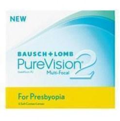 c21252b75a 6 Φακοί επαφής Purevision2 Για Πρεσβυωπεία
